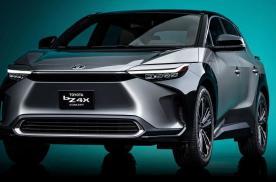 丰田全新纯电SUV概念车bZ4X首发 计划2022年量产