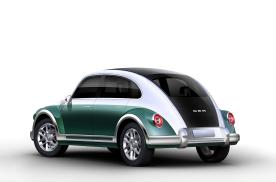 外观精致复古,内饰美轮美奂,欧拉全新复古电动车官图发布