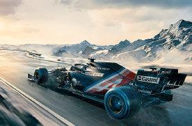 强强联手,雷诺或将与路特斯,开发有F1计术的电动性能车?