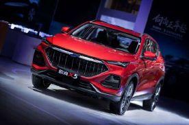 值得期待的10万级运动SUV,长安欧尚X5上市,6.99万起