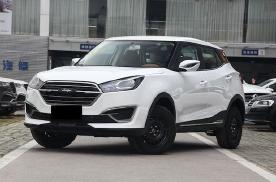 5月份小型SUV销量Top5点评,自主包圆,众泰也在列