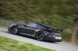 和保时捷GT工匠一起感受 来自911 GT3 最纯粹的自然吸气之声