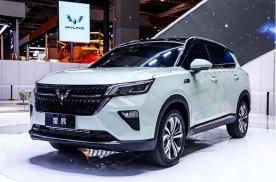 2021上海车展:五菱星辰上海车展首秀