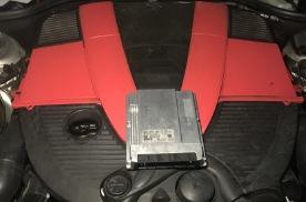奔驰CL600 5.5T德国Techtec刷电脑刷ECU改装