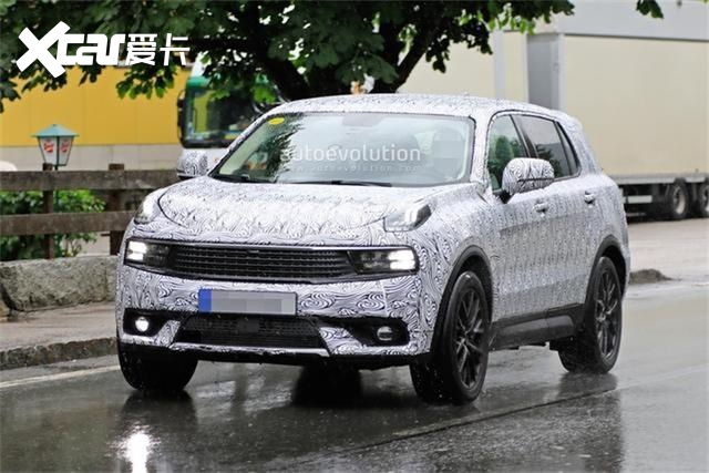 领克版XC90谍照曝光,七座中大型SUV,若22万起售会香吗?