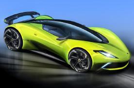 吉利推出超级跑车,全球限量130台售价近1700RMB
