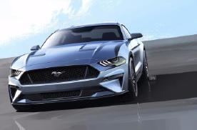 福特野马电动汽车,同名不同样,还有来自大众的技术支持