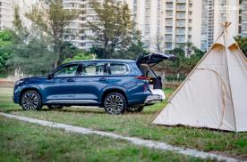 """这台国产中大型SUV 参数比GTI还猛 用的还是""""中国芯"""""""