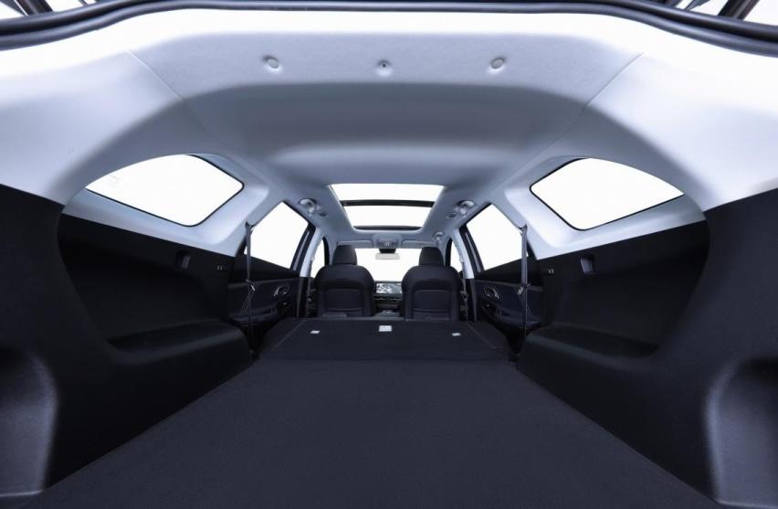 """12-15万级市场新标杆,长安欧尚X7 PLUS携""""智能起居室""""内饰亮相"""
