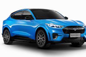 售价26.5万元起,Mustang Mach-E直接买最低配
