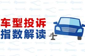 1月车型投诉指数解读:大众霸榜凯美瑞暴涨