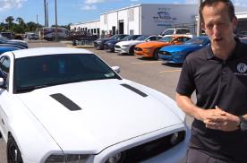 外媒体验Ford Mustang GT