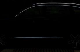保持概念车造型 威马EX6 Plus量产版预告图发布