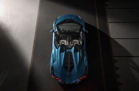 兰博基尼Sian Roadste发布,限量19台