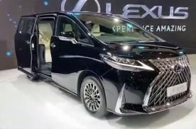 雷克萨斯LM优惠幅度增大,加价仅80万就能提车?智商税降了
