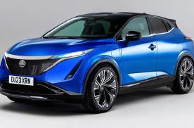 这才是未来的样子 日产全新纯电小型SUV渲染图曝光