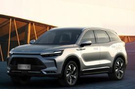 北京汽车旗下最新的中型SUV推荐(BEIJING-X7)