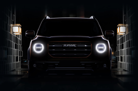 内部代号B06 哈弗全新品类SUV曝光