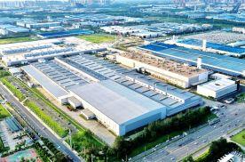 沃尔沃汽车成都工厂成为国内首个电能零碳排放汽车制造基地