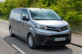 国外车讯丨丰田Proace登陆英国,纯电动面包车你喜欢吗?