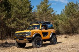 牧马人最大对手来袭 福特全新越野SUV Bronco正式发布