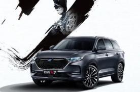"""行业首创,长安汽车金融率先对长安欧尚开通""""0元换新车""""服务"""