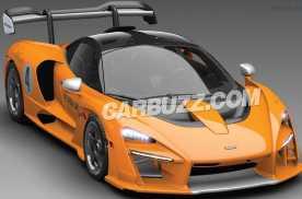 McLaren Senna Can-Am发布