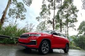 试驾柯米克GT丨集颜值、性能与实用一体的SUV