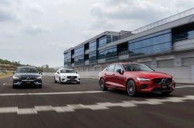 安全是为了更好放肆 北欧运动精髓深植于心 赛道试驾新款沃尔沃S60