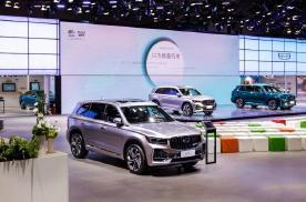 吉利CEO淦家阅,上海车展发布《SUV颠覆者行动》