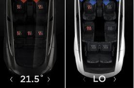 美Model 3车主可付费升级后排座椅加热服务