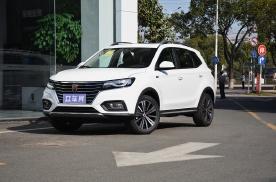 4月荣威RX5在SUV市场份额同比下降了0.03%