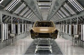 国产特斯拉Model Y生产线曝光 率先推两款车型