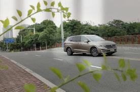 重塑新商务兼顾家用 试驾上汽大众首款豪华MPV威然