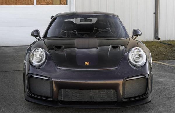 保时捷911 GT2 RS海外实拍 搭载3.8T发动机