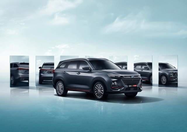 《【华宇在线登录注册】重庆车展主场作战,长安欧尚X7 PLUS再亮相,首次公布内饰细节》