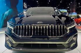 """被称是韩版""""玛莎""""!全新K7曝光,比亚洲龙漂亮,配V6引擎"""