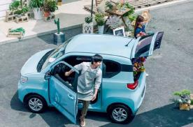 宏光MINIEV销量创纪录,谁说A0级新能源车没市场?