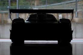 赛道野兽 帕加尼Huayra R Teaser尾部照片曝光