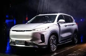 上汽MAXUS 首款纯电动SUV EUNIQ 6申报信息曝光