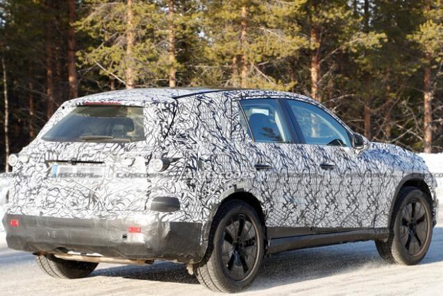 新知达人, 还在等国产宝马X5 奔驰全新GLC曝光 或新增1.5T