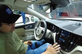 增配48V轻混全新车机,2021上海车展体验沃尔沃新XC60
