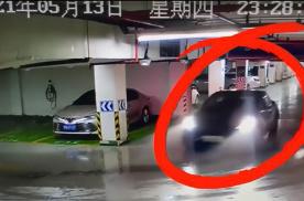 刹车又失灵?特斯拉Model3地库撞墙