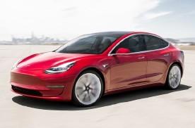 特斯拉Model 3将由上海工厂制造并出口到欧洲