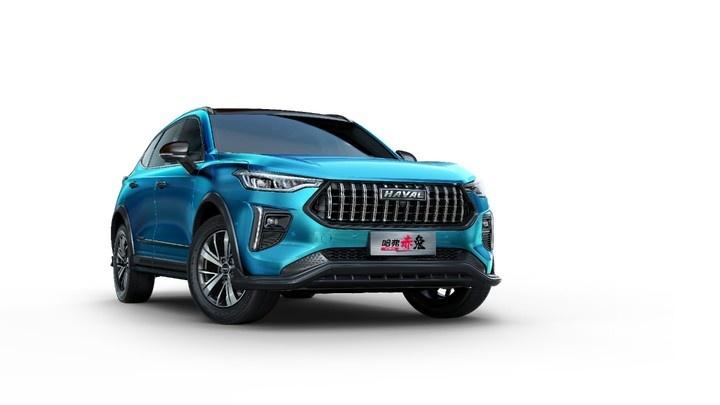 哈弗入门紧凑级SUV全新车型——赤兔 官图正式发布
