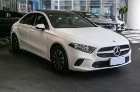 新款A 180 L运动轿车正式上市 售价23.28万元