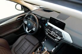 一图到底:BMW iX3舒适及空间展示