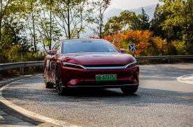 比亚迪鏖战2020中国新能源汽车拉力锦标赛京津冀站