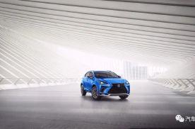混动也要运动,仅售1000台的雷克萨斯NX限量车型发布