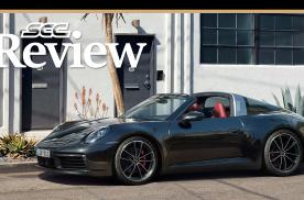 SCC Review # 08 全新保时捷911 Targa